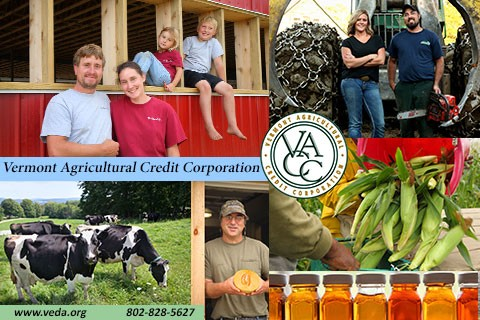 Vermont Agricultural Credit Corporation